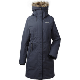 Didriksons 1913 Mea Parka Dames, dark night blue